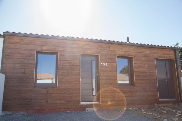 Maison en ossature bois - 09 Mar 2015