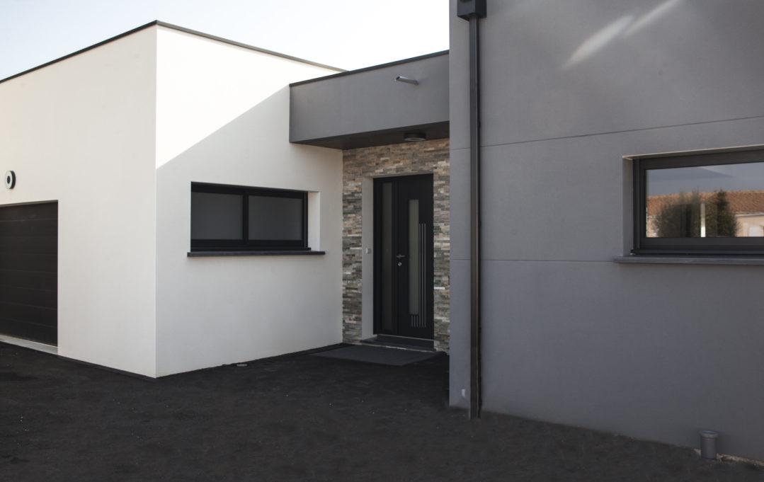 Maison contemporaine  - 03 Fév 2018